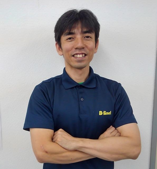 インタビュー画像: ビーライン 熊本清水店 - 回答者:河上 裕一さん