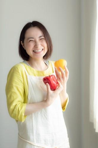 インタビュー画像: ベジ楽 - 回答者:林佳代子さん