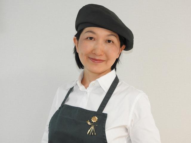 インタビュー画像: 湘南茅ケ崎健康料理教室 GreenCooking-ABE - 回答者:代表(講師) 阿部富美さん