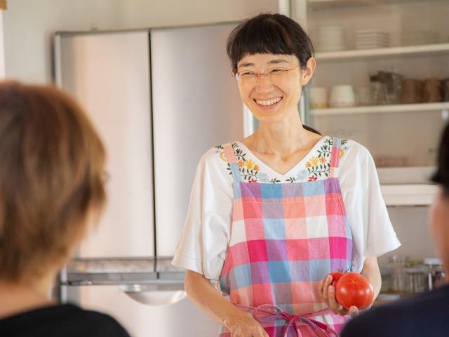 インタビュー画像: 雑穀と野菜で作る家庭料理教室 たきさんち - 回答者:高杉多希さん