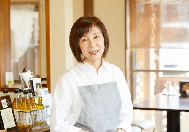 インタビュー画像: Smile Kitchen Jiku - 回答者:倉 英子(くら えいこ)さん