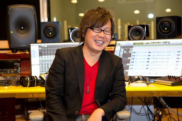 インタビュー画像: CSE Recording Studio - 回答者:藤塚雄一さん