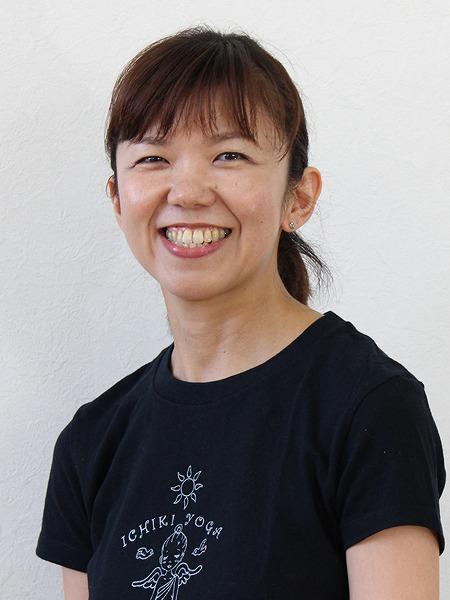 インタビュー画像: 一木ヨーガスタジオICHIKI YOGA STUDIO - 回答者:伊藤美由紀さん