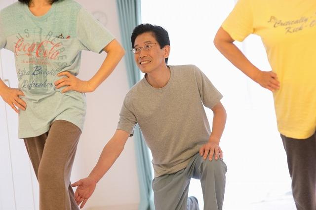 インタビュー画像: 整体&ヨガサロン スマイルボディ - 回答者:代表 松尾さとしさん
