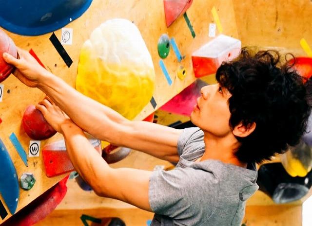 インタビュー画像: Climbing-gym THREE PEAKS - 回答者:大野 裕さん