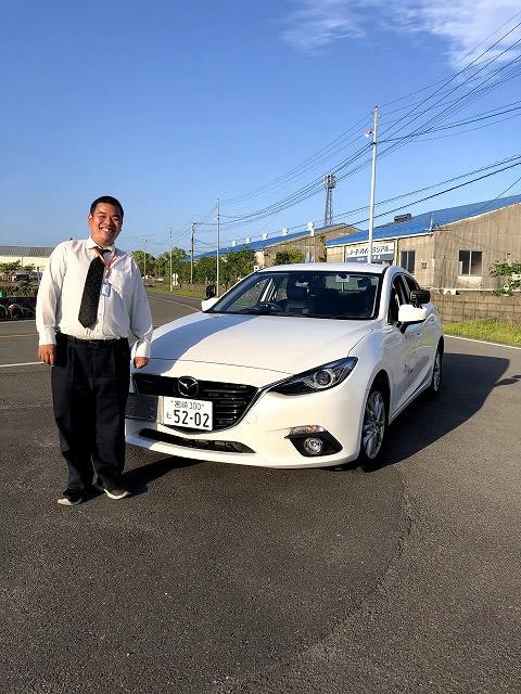 インタビュー画像: 南九州自動車教習所 - 回答者:荒武指導員さん
