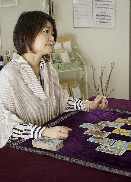 インタビュー画像: 掌の未来地図 - 回答者:松山ひとみさん