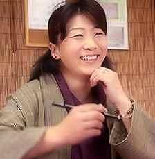 インタビュー画像: わくわく手相 - 回答者:代田 美千代さん