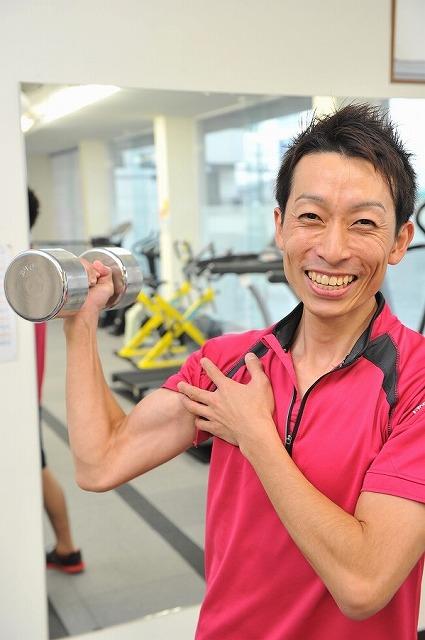 インタビュー画像: フィットネスきたえる - 回答者:松永 圭司さん