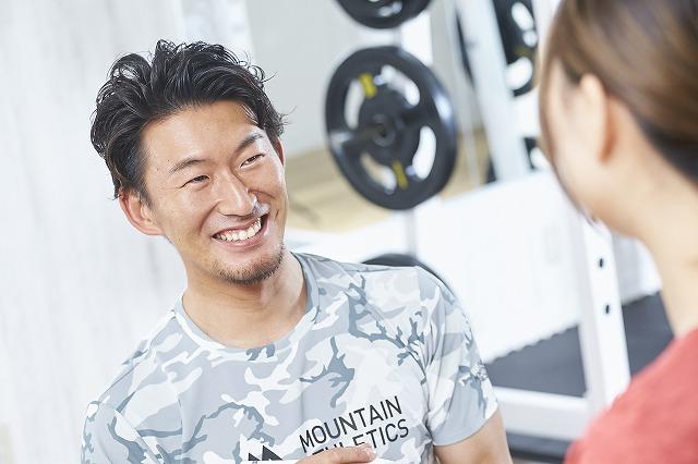 インタビュー画像: RISE personal training gym - 回答者:旦尾麻樹さん