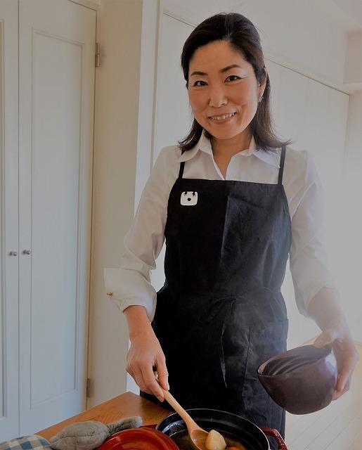 インタビュー画像: Open Kitchen TOKYO studio - 回答者:仮屋山美鈴さん