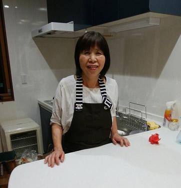 インタビュー画像: 西白井パン教室 - 回答者:金子智子さん
