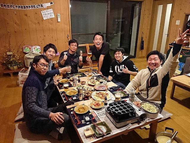 インタビュー画像: ゲストハウスたこのすけ - 回答者:森田 松之助さん