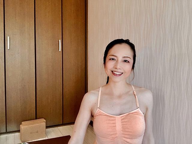 インタビュー画像: エンジョイヨガスタジオ@千里丘 - 回答者:岡野一実さん