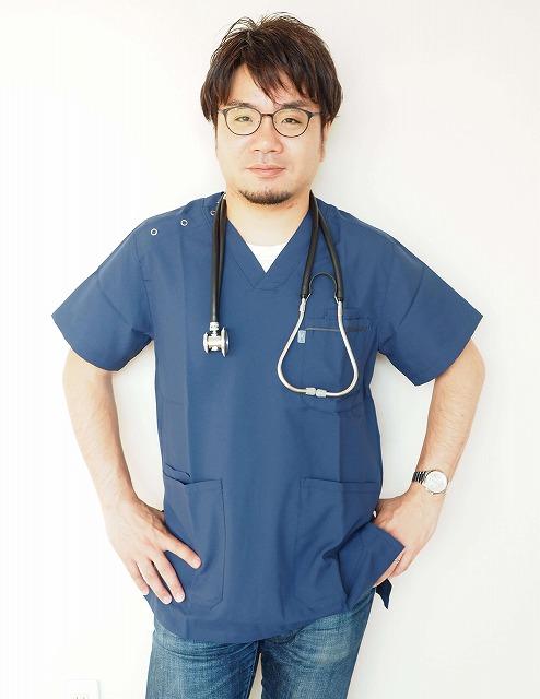 インタビュー画像: エムズ動物病院 - 回答者:院長 舛重尚久さん