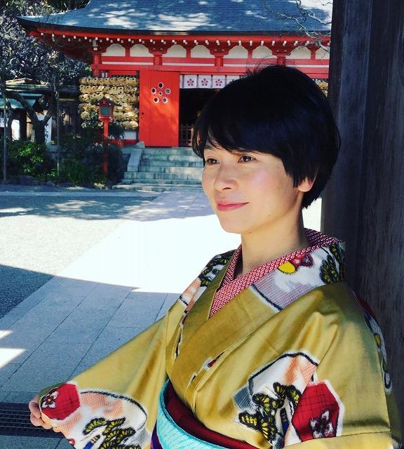 インタビュー画像: 鎌倉 花のん - 回答者:女将/坂口 孝子さん