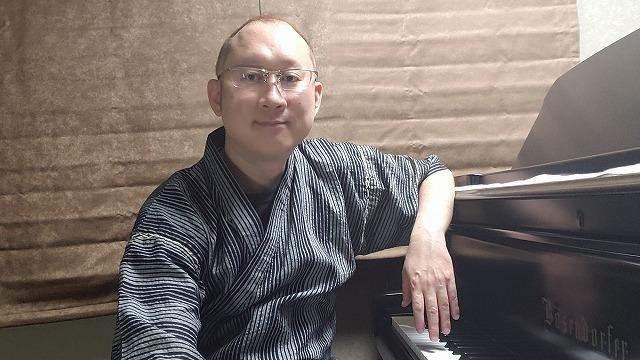インタビュー画像: やまくらピアノ・ヴァイオリン音楽教室 横浜教室 - 回答者:山倉恒夫さん