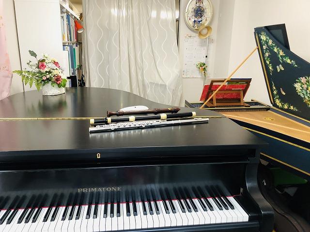 インタビュー画像: ミルトス・フルート音楽教室 - 回答者:北方奈津子さん