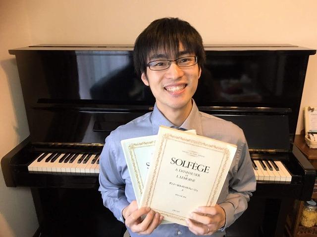 インタビュー画像: 津田沼ピアノ教室 - 回答者:湖口浩朗さん