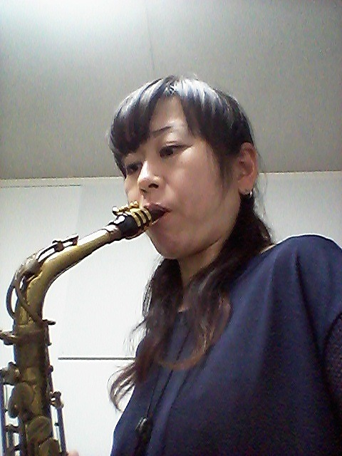 インタビュー画像: Rayサックス教室 - 回答者:茂木三麗さん