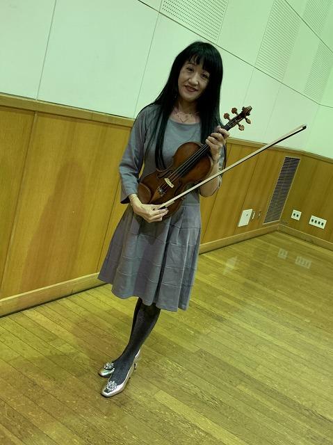 インタビュー画像: 京都 greentea バイオリン教室 - 回答者:中野緑さん