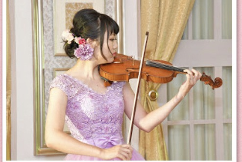 インタビュー画像: バイオリン教室ドルチェ・旭区第2教室 - 回答者:小西 素香さん