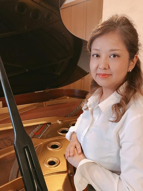 インタビュー画像: ピアノ教室 MARE鵠沼海岸 - 回答者:髙橋 恵さん