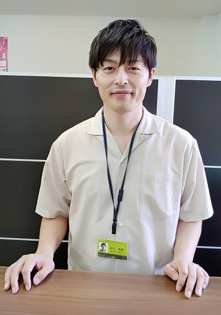インタビュー画像: FLTパソコン教室 - 回答者:及川 幸律さん