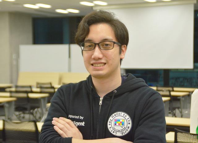 インタビュー画像: Tech Kids School 大阪校 - 回答者:稲森 史門さん