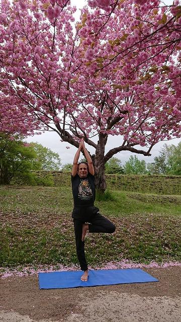 インタビュー画像: Sasaki Yoga Ashram [ ササキ ヨガ アシュラム ] - 回答者:佐々木アルンバガイさん