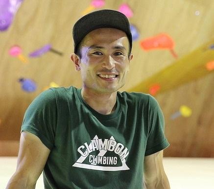 インタビュー画像: Clambon Climbing - 回答者:中島 治さん