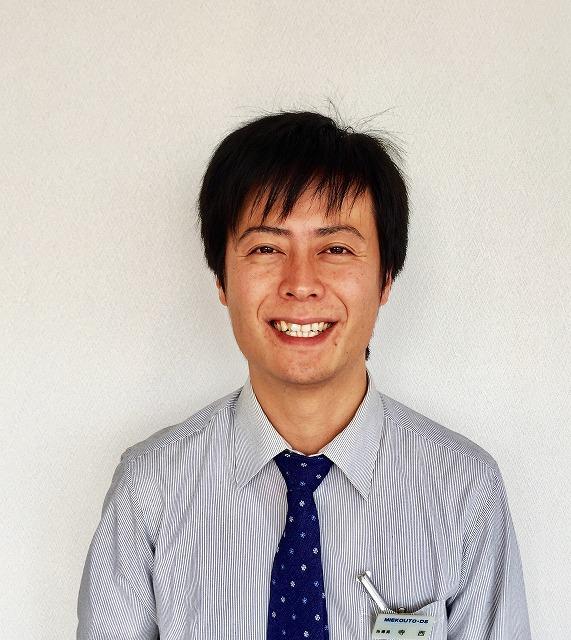 インタビュー画像: 三重高等自動車学校 - 回答者:寺西 秀樹さん