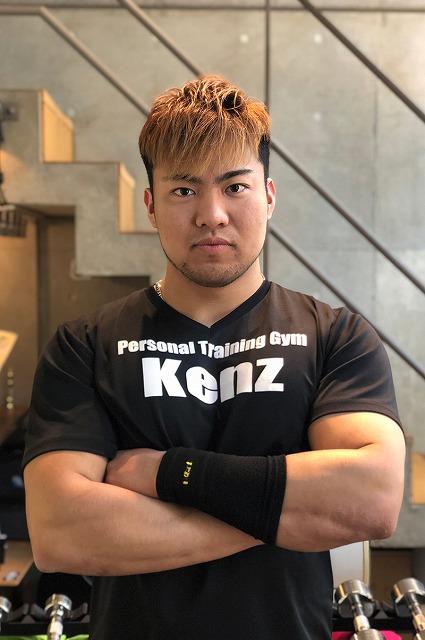 インタビュー画像: kenz赤坂本店 - 回答者:河原 翔さん