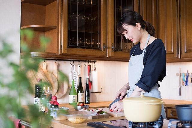 インタビュー画像: 日本酒マリアージュ料理教室 - 回答者:真野遥さん
