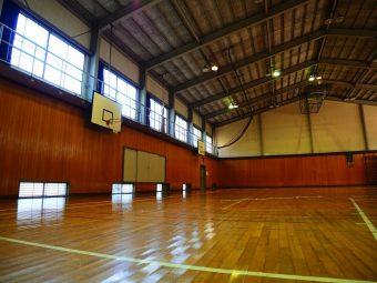 フットサルコート 体育館