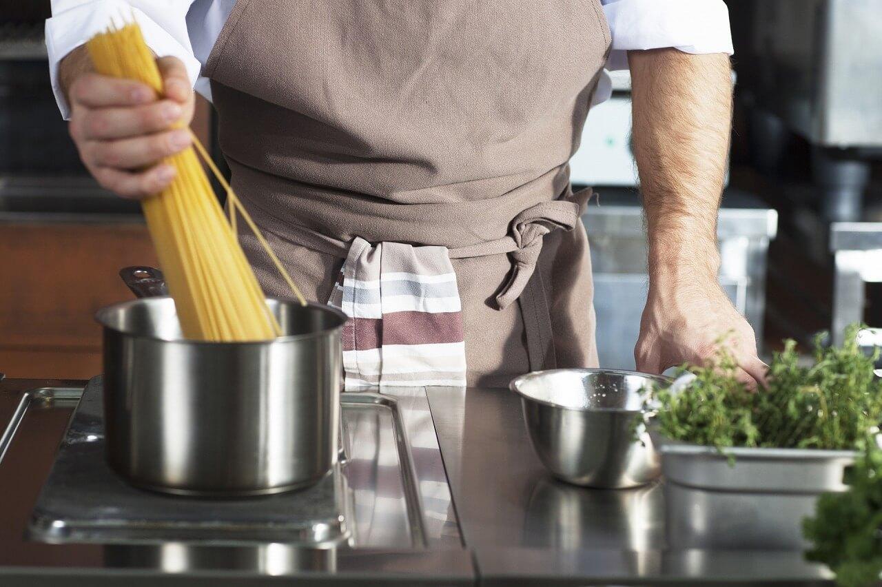 料理教室 男性