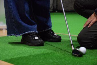 ゴルフ練習場 インドアゴルフ